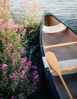 Location de canoe camping de liede
